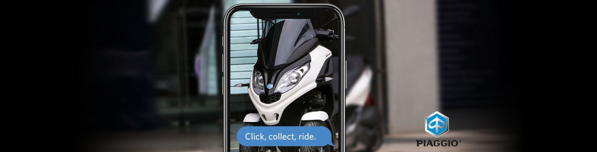 Piaggio Click and Collect