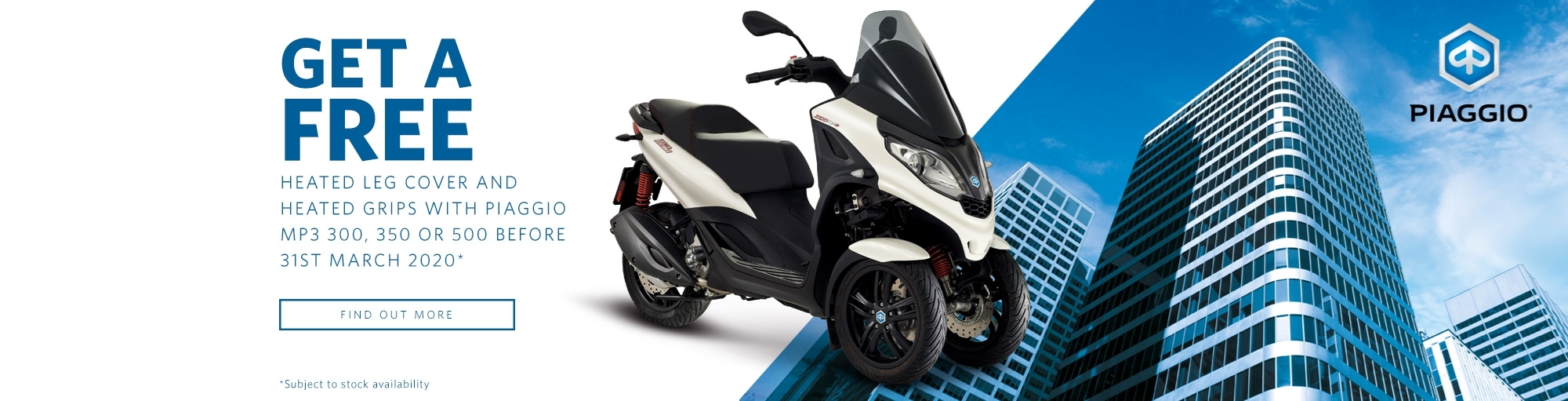 Piaggio Free Accessories